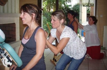 Formation Certifiante En Massage Amma Assis
